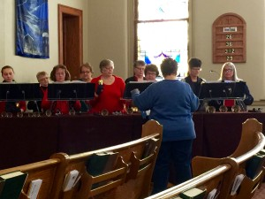 Glory Ringers Bell Choir